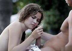 Tits Job teen porn tube